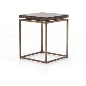 Four Hands Wesson Roman Side Table