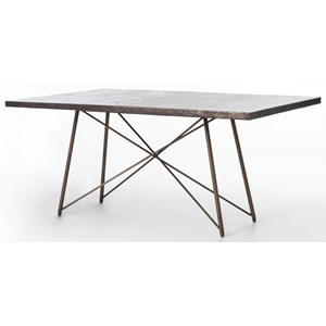 "Four Hands Wesson Roman 84"" Dining Table"