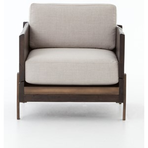 Four Hands Wesson Upholstered Armchair