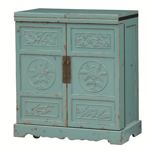 Four Hands Zhang Wine Cabinet