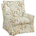 Four Seasons Furniture Accent Chairs Upholstered Chair - Item Number: AC15XLG-CapparisSpa