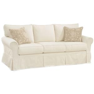 Four Seasons Furniture Alexandria Slipcovered Sofa