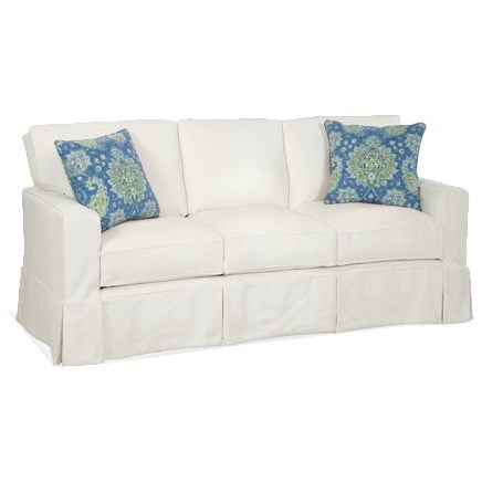 Caroline Sofa Sleeper by Four Seasons Furniture at Jordan's Home Furnishings