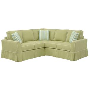 Four Seasons Furniture Devin Casual Sectional