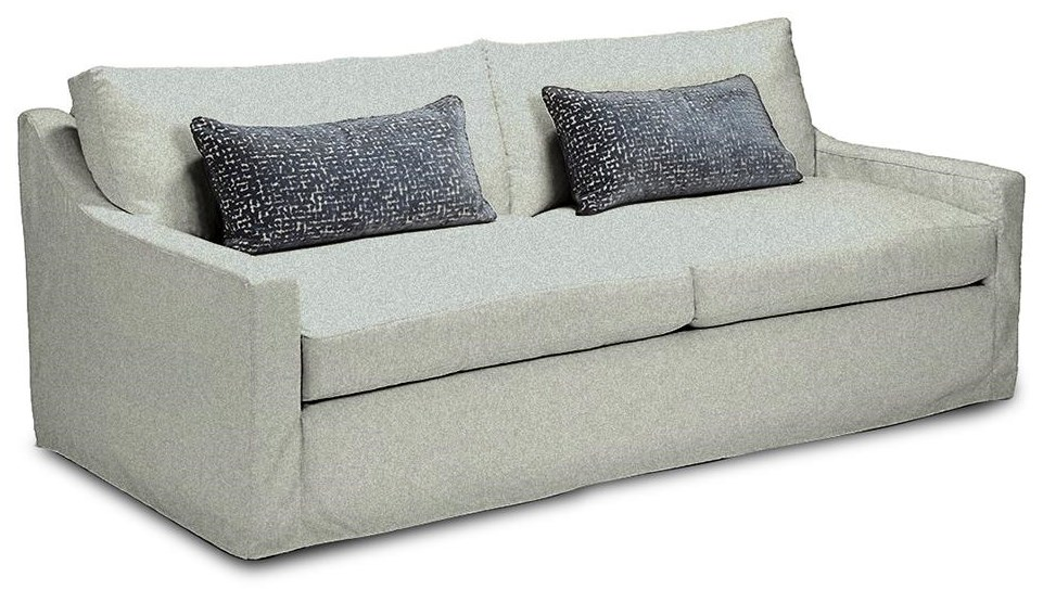 Lucy Benchseat Sofa by Four Seasons Furniture at Johnny Janosik
