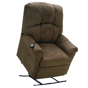 Franklin Lift and Power Recliners Beige Lift Chair
