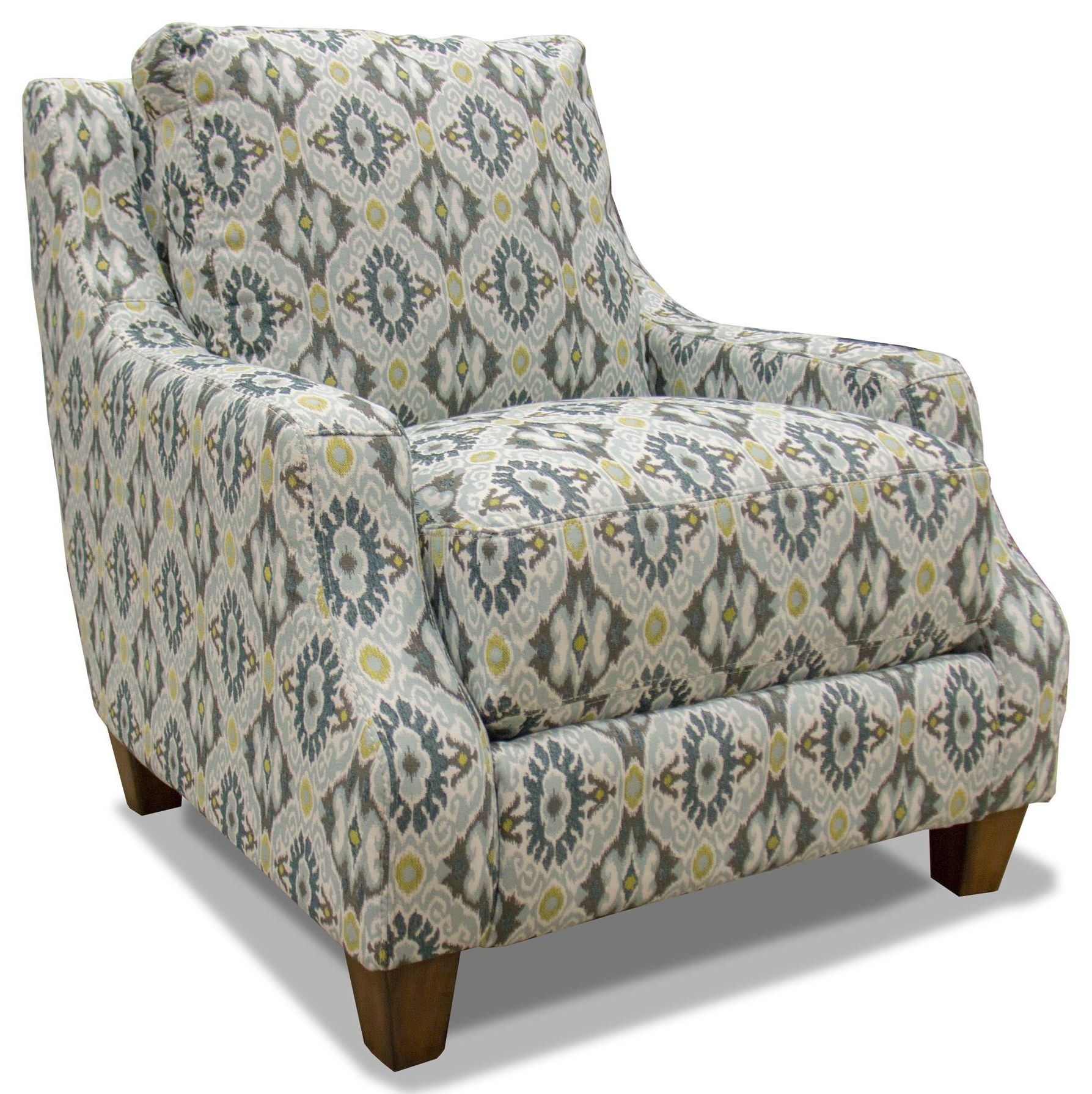 Franklin Milan Accent Chair - Item Number: 2170-3642-30