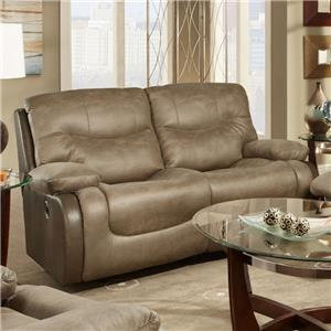 Franklin Holbrook Reclining Loveseat