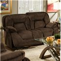 Franklin 473  Reclining Loveseat - Item Number: 47322