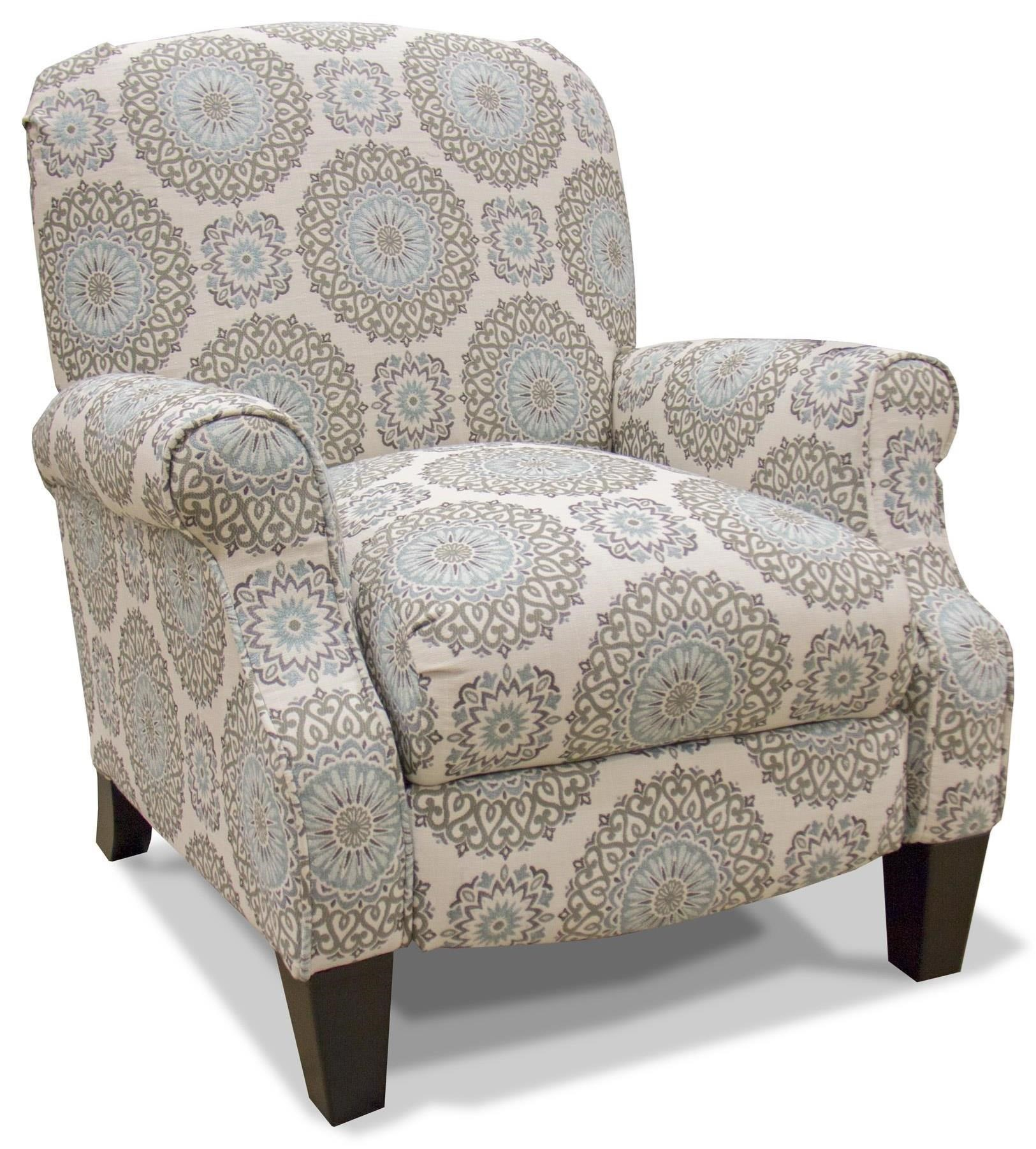 Franklin Klaus Twilight Pushback Recliner - Item Number: 507-3640-49