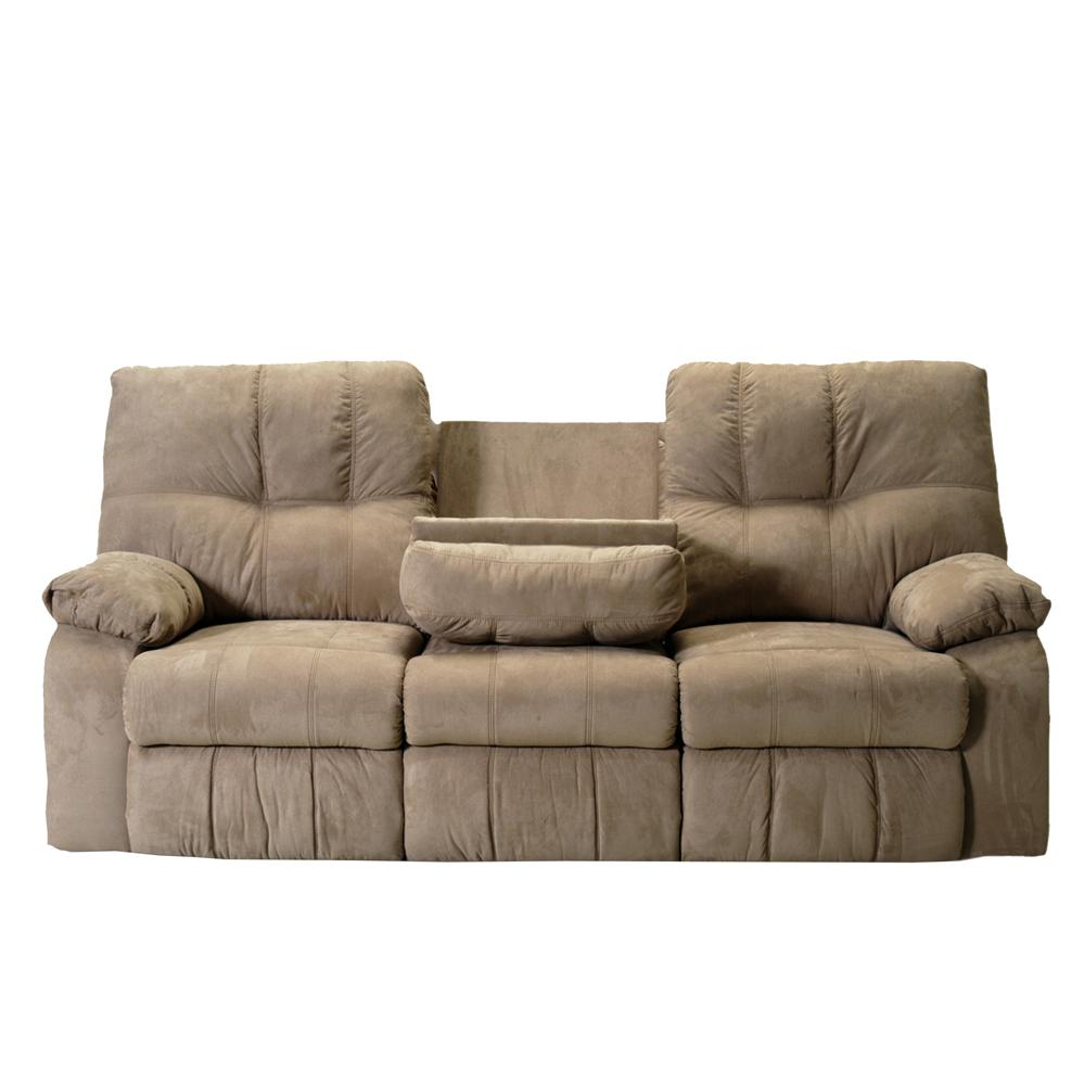 Franklin 565 86 Inch Reclining Sofa With Pillow Arms Olinde 39 S Furniture Reclining Sofa