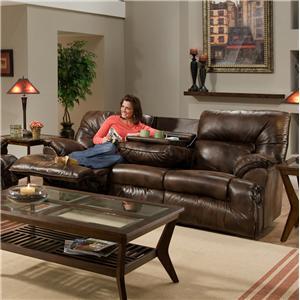 Sofa Recl / Table