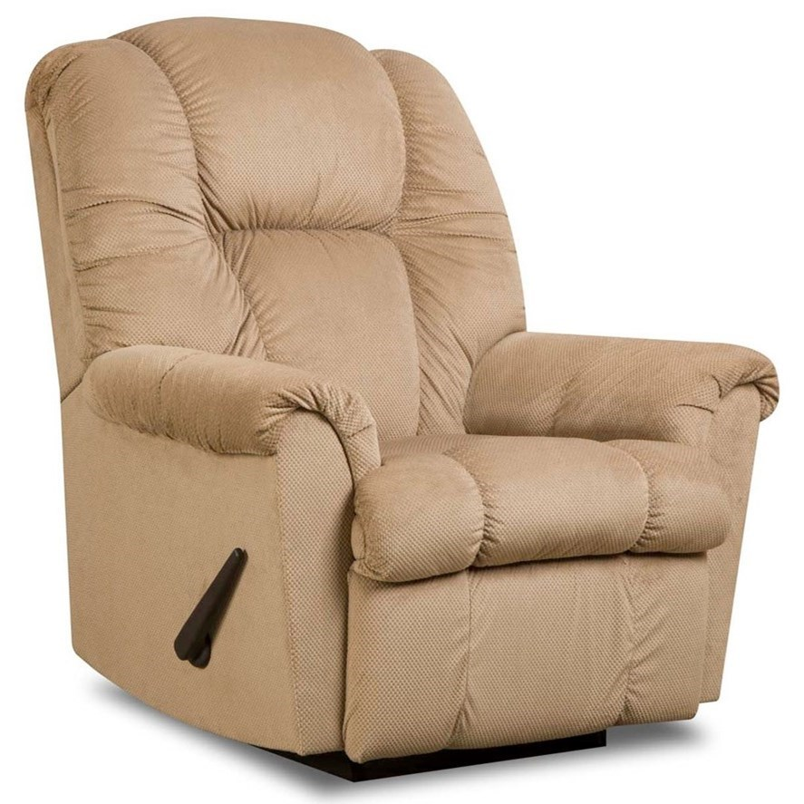 7527 Power Rocker Recliner by Franklin at Catalog Outlet