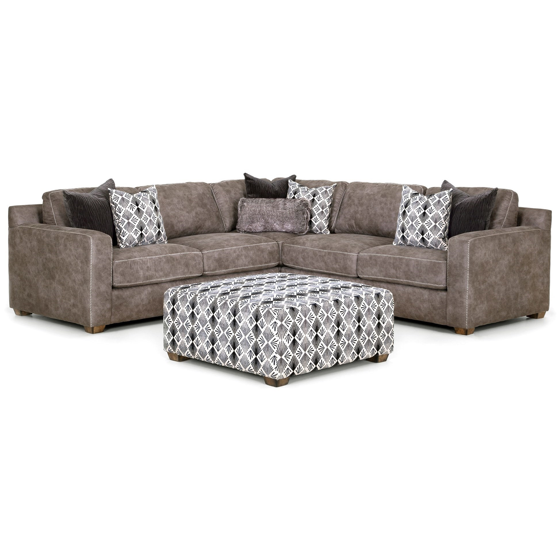 Three Piece Sectional