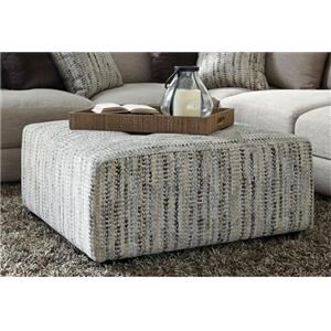 Franklin Hannigan Cocktail Ottoman