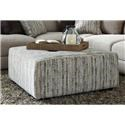Franklin Hannigan Cocktail Ottoman - Item Number: FRAN-75018 3513-26