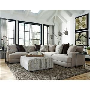 Franklin Hannigan 3 Piece Sectional