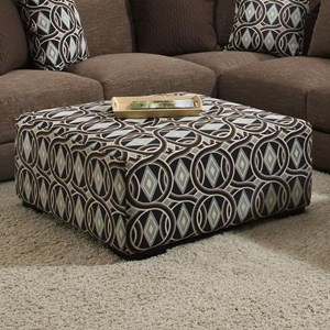 Franklin Cadet Cocktail Ottoman