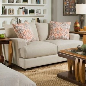 Franklin Barton Loveseat