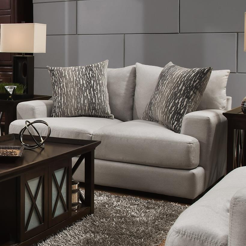 Franklin Oslo Loveseat - Item Number: 80820-3514-08
