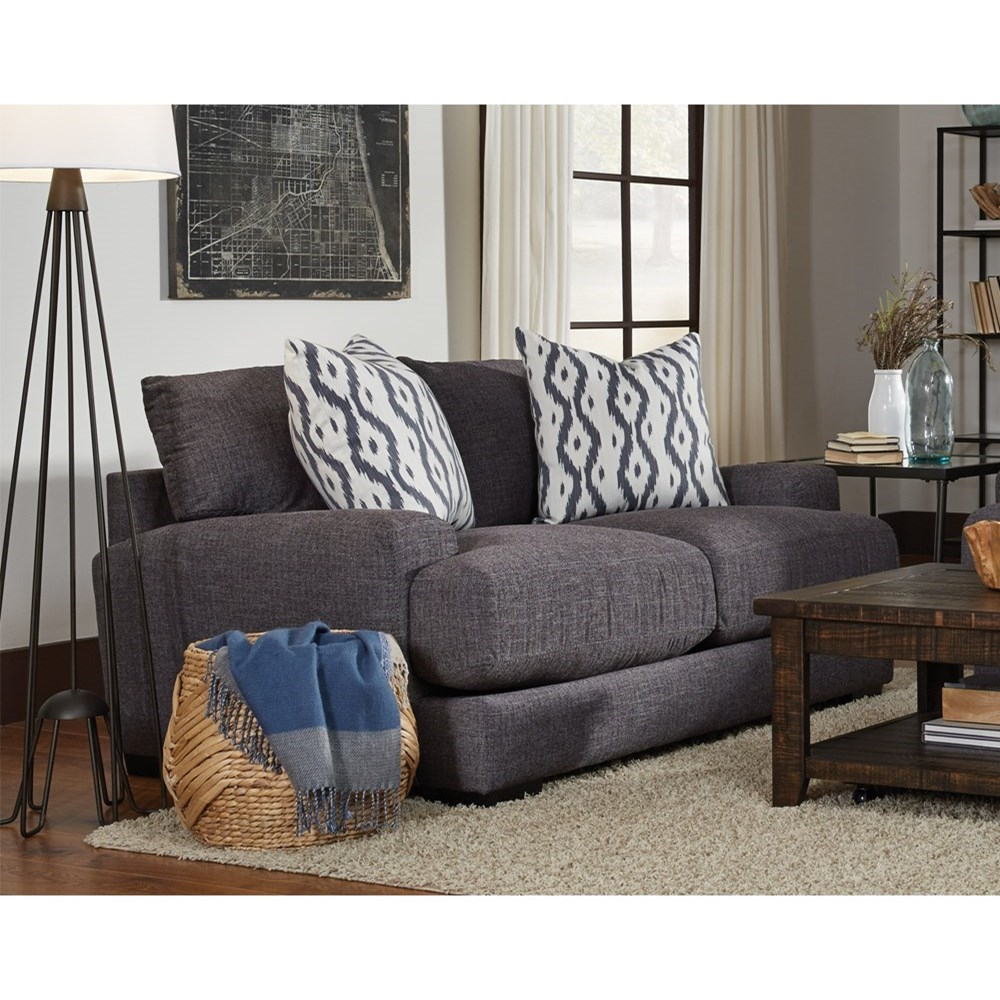 Journey Loveseat by Franklin at Wilcox Furniture