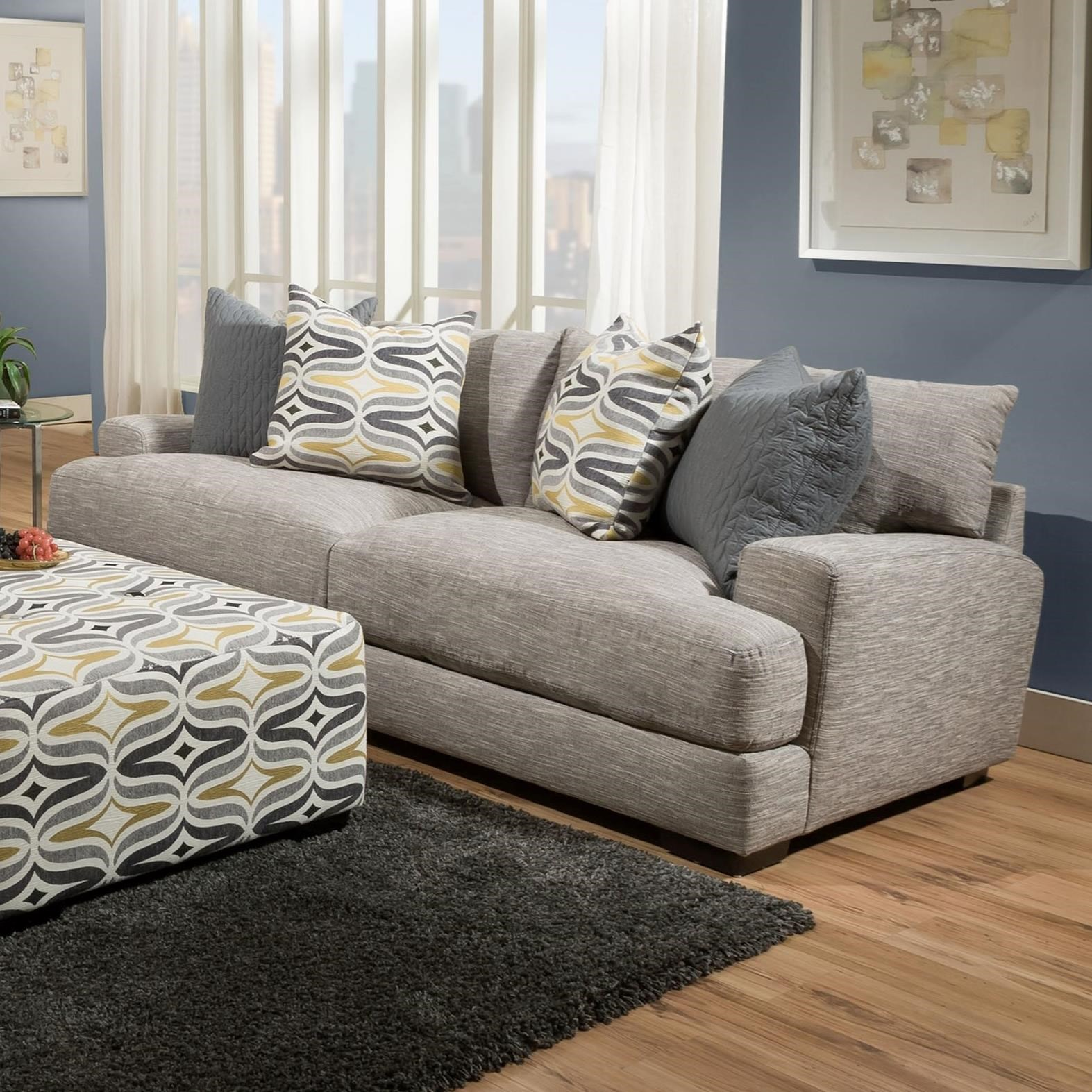Barton Sofa by Franklin at Virginia Furniture Market