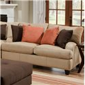 Franklin 809 Casual Loveseat - 80920 8883-29
