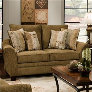 Franklin 811 Emily Loveseat