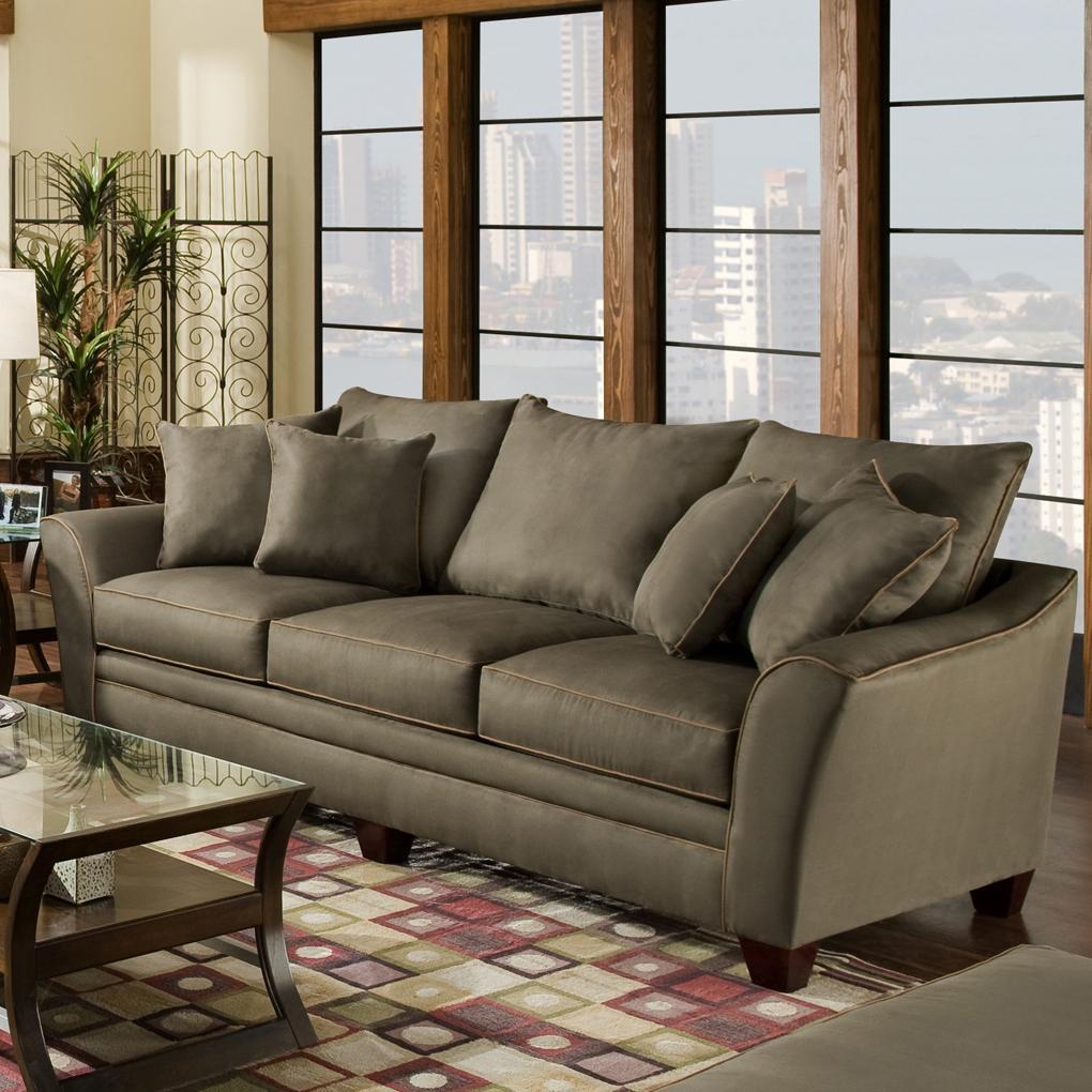811 Endura Sofa by Franklin at Wilcox Furniture