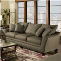 Franklin 811 Endura Sofa - Item Number: 81140 8924-38