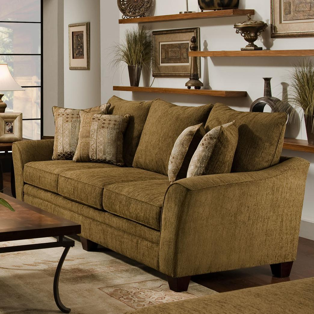 811 Emily Sofa by Franklin at Wilcox Furniture