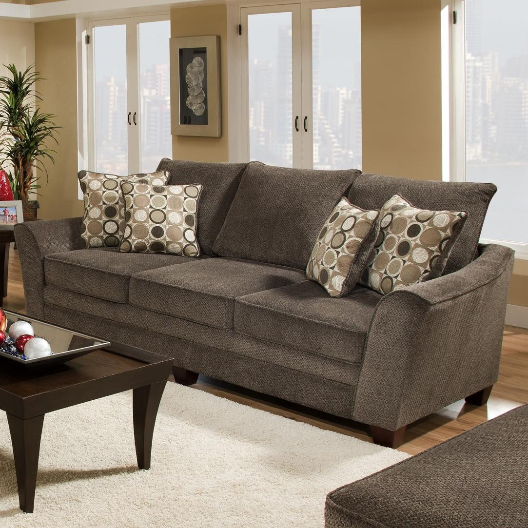 811 Abbot Sofa by Franklin at Furniture and ApplianceMart