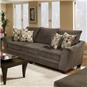 Franklin 811 Abbot Sofa - Item Number: 81140 Abbot