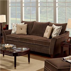 Franklin 811 Bridgeport Sofa