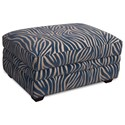 Franklin Ottoman Storage Ottoman - Item Number: 81218-1417-45