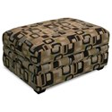 Franklin Ottoman Storage Ottoman - Item Number: 81218-3214-26