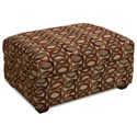 Franklin Ottoman Storage Ottoman - Item Number: 81218-8243-15