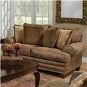 Franklin 817 Traditional Loveseat