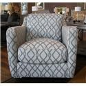 Franklin Hawthorne Swivel Chair - Item Number: 2183 3738-06