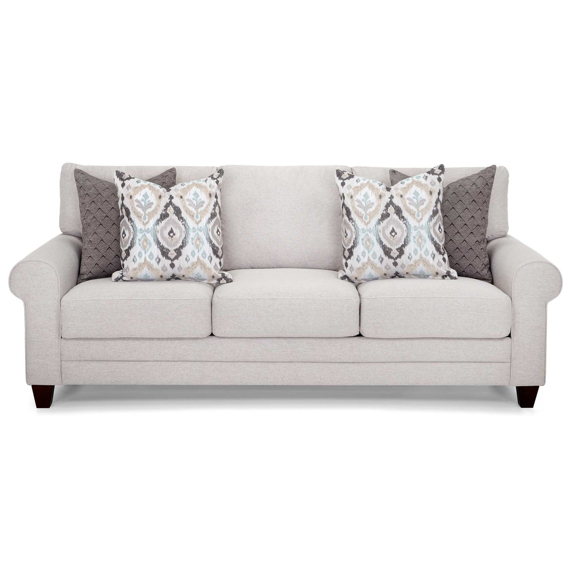 824 Sofa by Franklin at Furniture Superstore - Rochester, MN