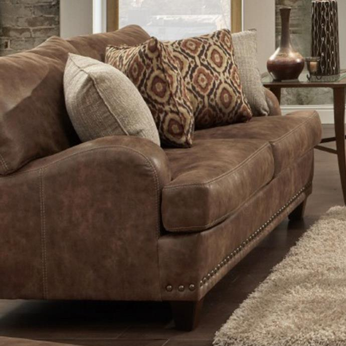 848 Loveseat by Franklin at Wilcox Furniture