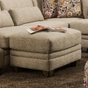 Franklin 850 Chaise Ottoman - Item Number: 85019-3838-25