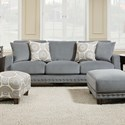 Franklin 863 Sofa - Item Number: 86340-1619-47