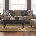 Franklin 863 Sofa - Item Number: 86340-3736-17