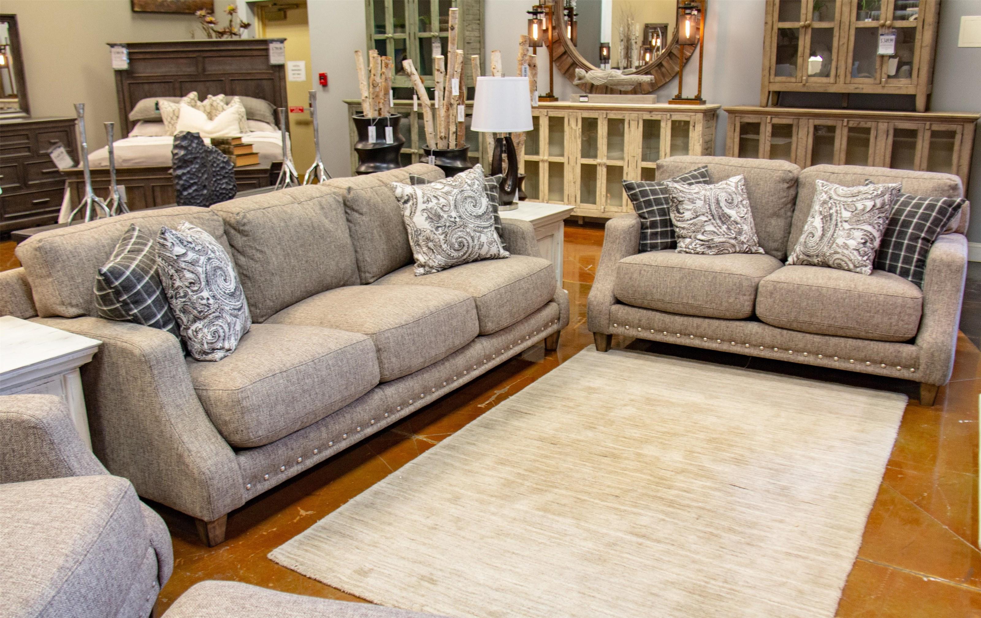 Franklin Gramercy Gramercy Sofa and Loveseat - Item Number: GRP-863XX-SL