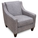 Franklin Landon Accent Chair - Item Number: 2174-3618-05