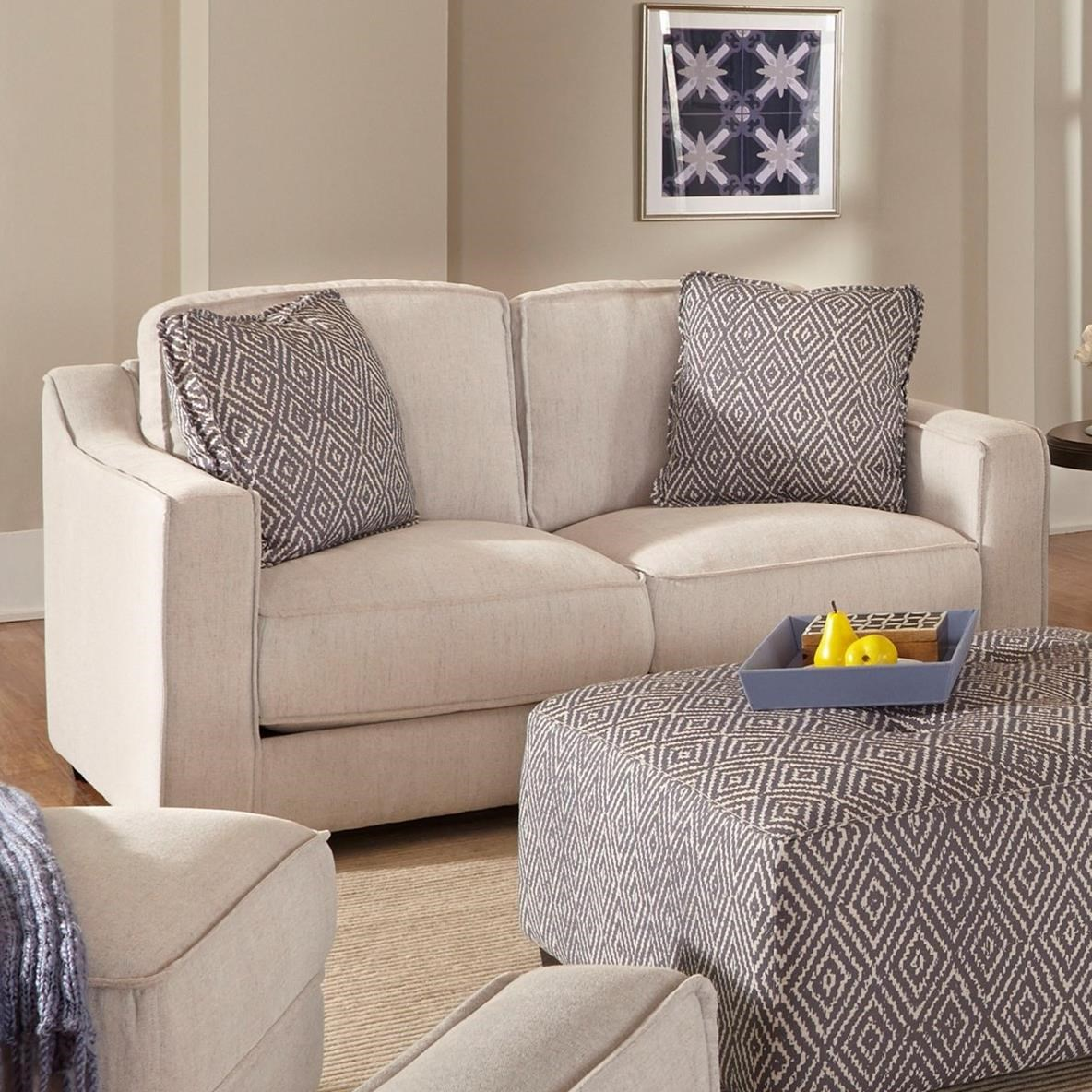 Landon Loveseat by Franklin at Furniture Superstore - Rochester, MN