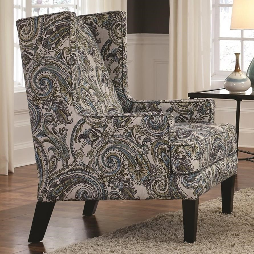 Accent Chair 885 By Franklin Wilcox Furniture