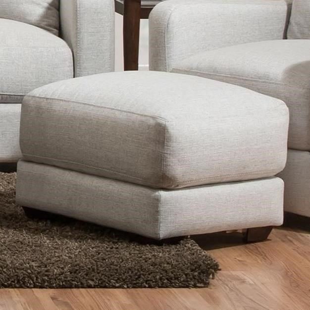 885 Ottoman by Franklin at Wilcox Furniture
