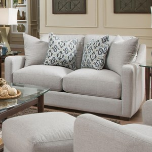 Franklin 885 Loveseat